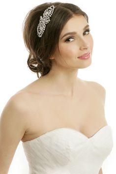 RTR Bridal Accessories Put a Bow On It Headband
