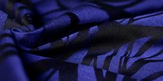 Argus Nightfall / 50% Egyptian cotton 25% silk 25% bamboo / 2014