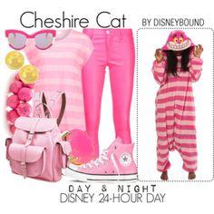 Cheshire Cat by DisneyBound