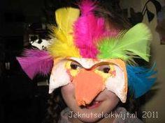 venetiaans masker van eierdoos 03