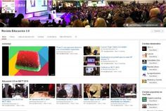 Canales con vídeos educativos en YouTube
