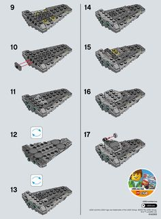Star Wars First Order Star Destroyer [Lego - Star Wars Models - Ideas of Star Wars Models - Star Wars First Order Star Destroyer [Lego Legos, Star Wars Stormtrooper, Jouet Star Wars, Lego Star Wars Mini, Lego Universe, Micro Lego, Star Wars Crafts, Lego Ship, Lego Craft