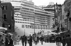 Censuré, un photographe dévoile Venise engloutie sous le tourisme de masse | Mr Mondialisation