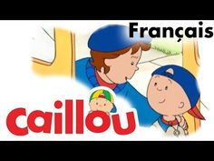 Caillou – Caillou's School Bus First Day Of School, School Days, Caillou, Tv App, Holiday Movie, Working People, Kids Tv, France, Cartoon Kids