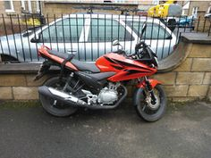£1450 Scotland Honda CBF 125cc for Sale Kelso Picture 1