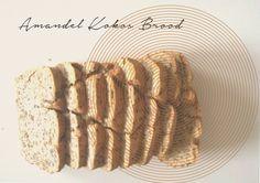 Een kokos brood zonder gluten