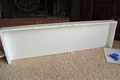 diy cornice for your window