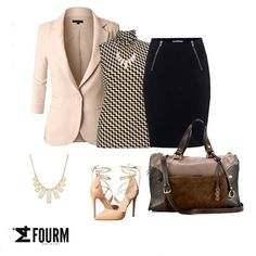 #iFourM outfit of the day: Classy chic perfetto per le giornate di lavoro con tanto di happy hour finale!!! Borsa by iFourM la trovate su www.ifourm.it #ootd #outfit #bag #borsa
