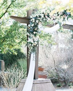 Blues, blush tones, and all the soft whites! Still crushing on this romantic, spring ceremony! Outdoor Ceremony, Summer Kids, Botanical Gardens, Special Day, This Is Us, Reception, Vegas Weddings, Romantic, Table Decorations