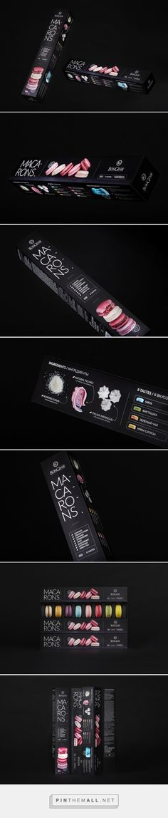 Macarons by Fabula Branding