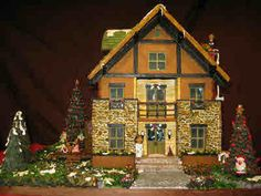 The Annual Gingerbread House Competition at the Grove Park Inn in Ashville, NC