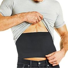 Tommie Copper (Brown) Men's Recovery Compression Band 1 Back Brace- Medium
