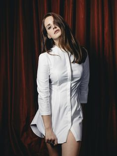 Lana by Audoin Desforges for 'Les InRockuptibles' (2014)