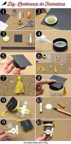 Imagen de diy, graduation, and ideas
