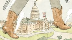 With right-wing zealots taking over the legislature even as the state's demographics shift leftward, Texas has become the nation's bellwether.