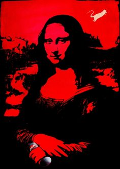 Mona Lisa Red (2010)