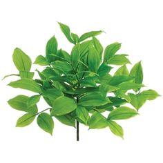 18'' Fat acuba bush Fake Flowers, Green Plants, Artificial Plants, Bright Green, Houseplants, Decoration, Floral Arrangements, Plant Leaves, 18th