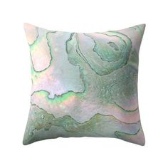 Shell Texture Couch Throw Pillow by Patterns And Textures - Cover x with pillow insert - Indoor Pillow Throw Cushions, Couch Pillows, Down Pillows, Babe Cave, Horror House, Pillow Texture, Pillow Inserts, Decor Styles, Shells