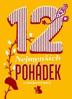 12 nejmenších pohádek   české ilustrované knihy pro děti z malého alternativního nakladatelství Baobab