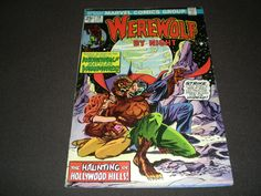 Werewolf by Night 19, (1974), Marvel Comics by HeroesRealm on Etsy