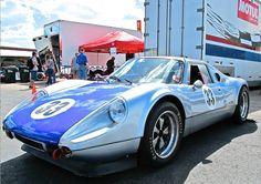 The original Porsche 904 was available in also called the Carrera GT… Porsche 904, 1964 Porsche, Vintage Auto, Vintage Race Car, Racing Events, Old Race Cars, Porsche Classic, Porsche Design, Car Cleaning