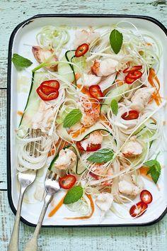 Lobster Salad 2 by tartelette on Flickr.