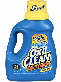 New and High Value $2.16/1 OxiClean Stain Fighter Printable Coupon! - http://www.couponaholic.net/2015/12/new-and-high-value-2-161-oxiclean-stain-fighter-printable-coupon/