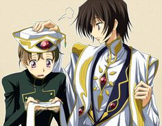 Oh! How sad... I remember his 'younger brother' - Rolo...I love (friendly) Rolo! He is my favorite character in Code Geass!! :(