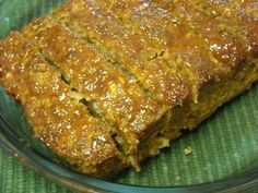 Not My Mamas Meatloaf!!  I can definitely say that.  I had a hard time to get everyone to eat the meatloaf I grew up on.  I found this recipe and it has been a hit!!