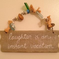 Laughter :)