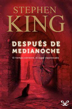 Descripción: Descargar Después De Medianoche – Stephen King – [epub/pdf/doc/mobi/FB2/AZW3] Gratis por mediafire, mega o torrent full...