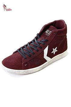 converse rouge 38
