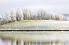 Finnish landscape. Photo: Olli Toivonen