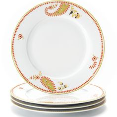 Pip Studio Fantasy white breakfast plate | DINNER / DECORATIVE PLATES | Pinterest | PiP Studio and Studio  sc 1 st  Pinterest & Pip Studio Fantasy white breakfast plate | DINNER / DECORATIVE ...