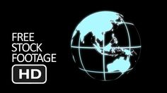 Free Black Background - Holographic 3D Earth Rotation Free Stock Footage, Free Black, Holographic, Black Backgrounds, Earth, 3d, Movie Posters, Film Poster, Billboard