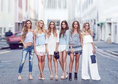 Nellyepicspring – Lookbook D'une Aventure Très Fashion – Nelly.com