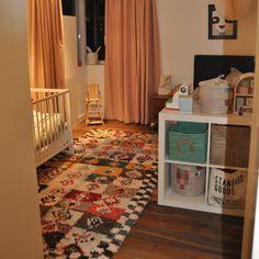 Boucherouite. Childrens' room, morrocan rug, matta, barnrum