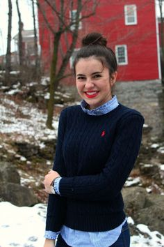Tartan and a top knot high school preppy girl outfit Cute Preppy Outfits, Casual Outfits, Casual Shopping Outfit, Preppy Ideas, Preppy Clothes, Preppy Dresses, Smart Casual Outfit, Stylish Clothes, Maxi Dresses