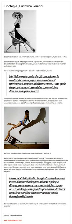 September 5th 2013 | Ludovica Palomba #blog for @casatrend++  | http://www.casatrendmag.it/1470/