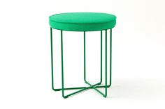 SomethingBeginningWith-Mia Stool_Cabana Green