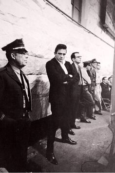 Folsom, California - Johnny Cash at Folsom Prison (1968)