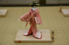 Japanese washi Doll
