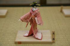 Japanese washi Doll