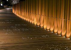 Sydney University Redevelopment - Elevated Walkway Balustrade | Ronstan Tensile Architecture #iluminacao #luz #arquitetura #lightingdesign