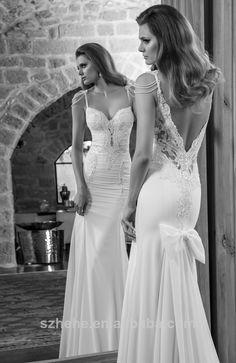 wedding dress sexy 2014  1.MOQ:1pc  2.High quality  3.Selected chiffon fabric  4.Custom size, color