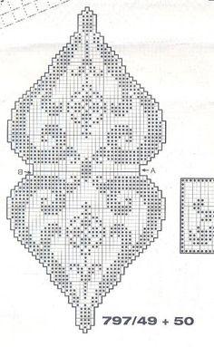 Crochet Table Runner Pattern, Crochet Placemats, Crochet Dollies, Crochet Yarn, Cross Stitch Embroidery, Embroidery Patterns, Diy Crafts Crochet, Crochet Symbols, Filet Crochet Charts