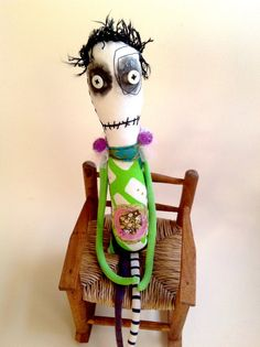Etsy listing at https://www.etsy.com/listing/221862639/handmade-ooak-doll-with-button-eyes