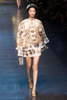 9d73e7dc2815 Dolce  amp  Gabbana Spring 2014 Summer 2014