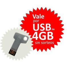 Consigue tu USB gratis con la oferta de telefonía para tu empresa  Soluciones unificadas Vodafone para tu negocio
