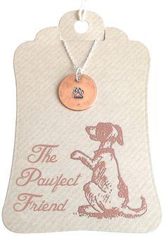 The Pawfect Pendant